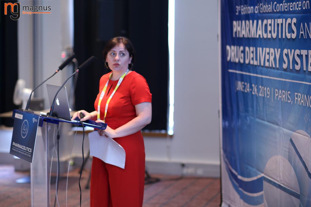 Speaker for Biotechnology conferences Europe 2020-Enkelejda Goci