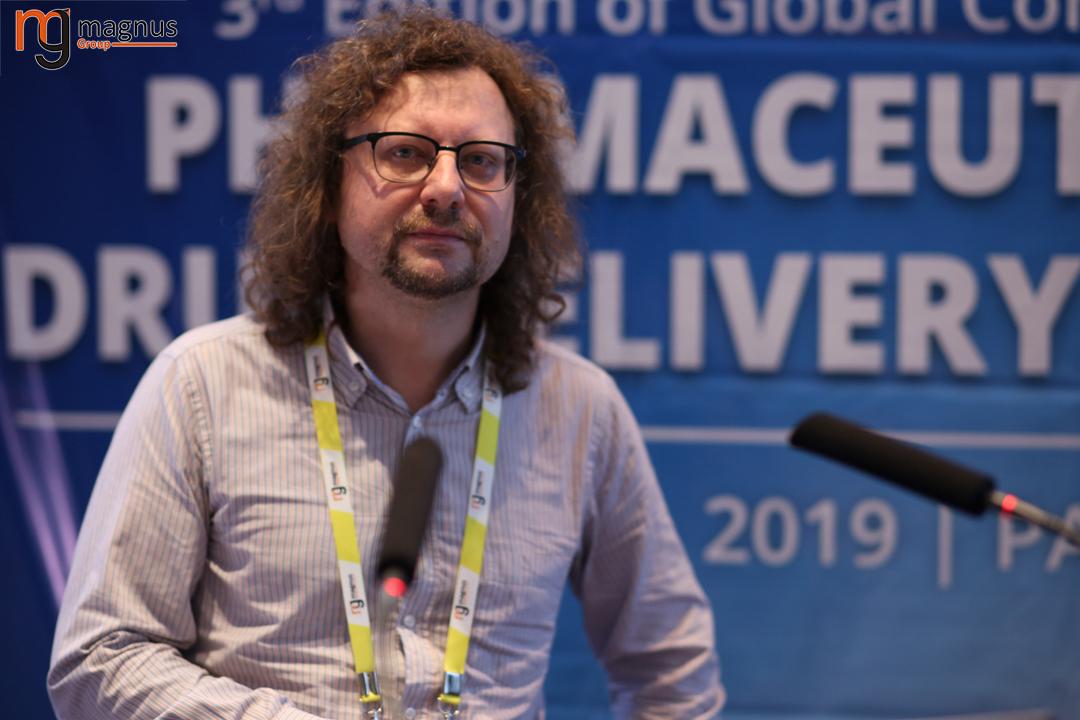 Speaker for Biotechnology conferences Europe 2020-Jaunius Urbonavi?ius