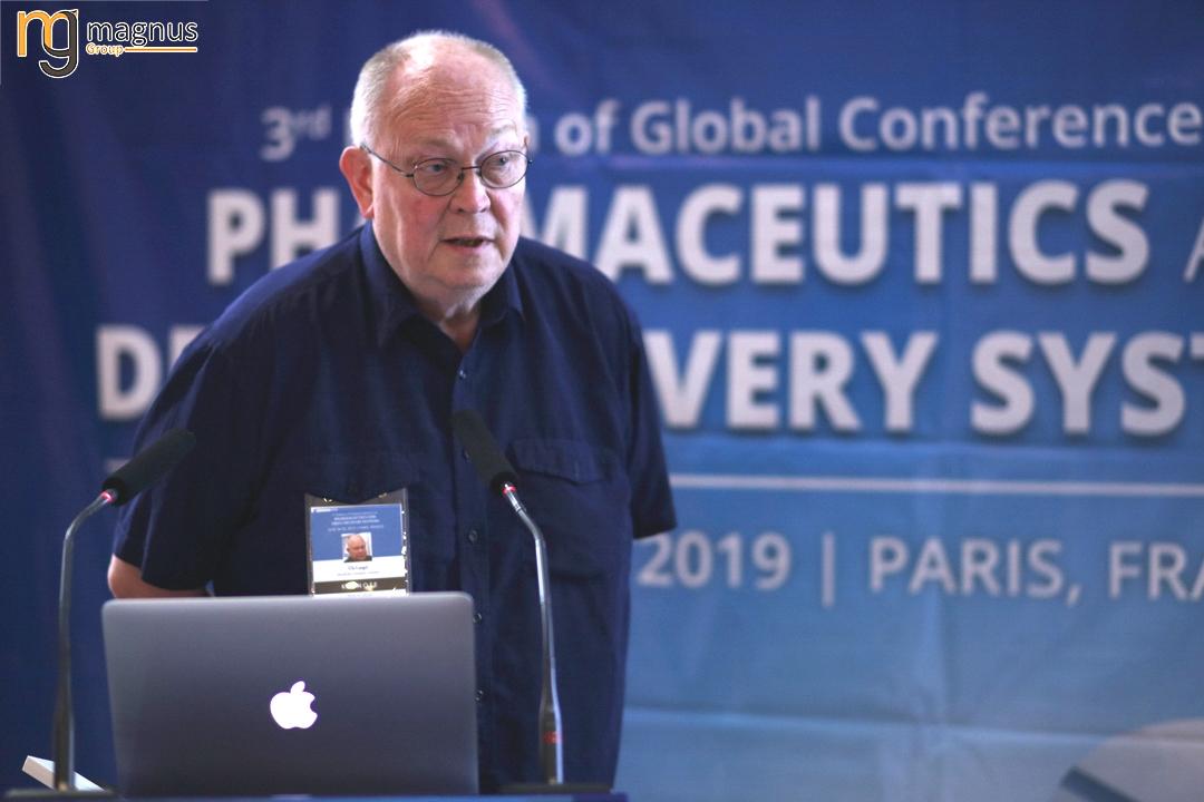 Speaker for Biotechnology conferences Europe 2020 - Ülo Langel