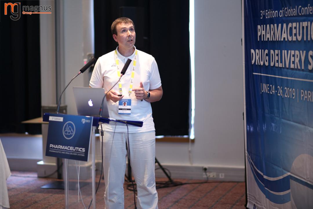 Speaker for Biotechnology events 2020 - Vladimir A. D'yakonov