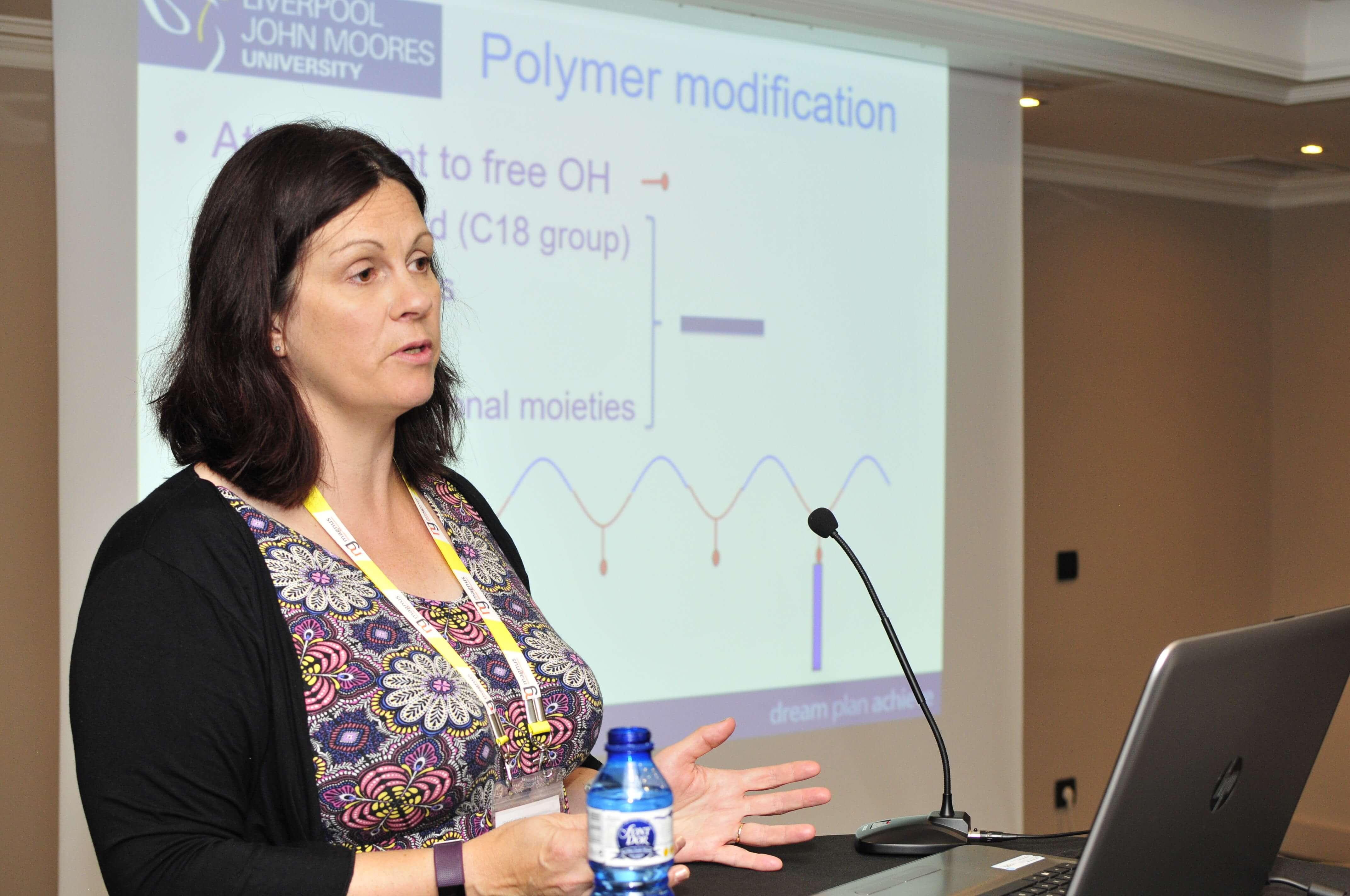 Leading speakers for Biotechnology meetings-Gillian Hutcheon
