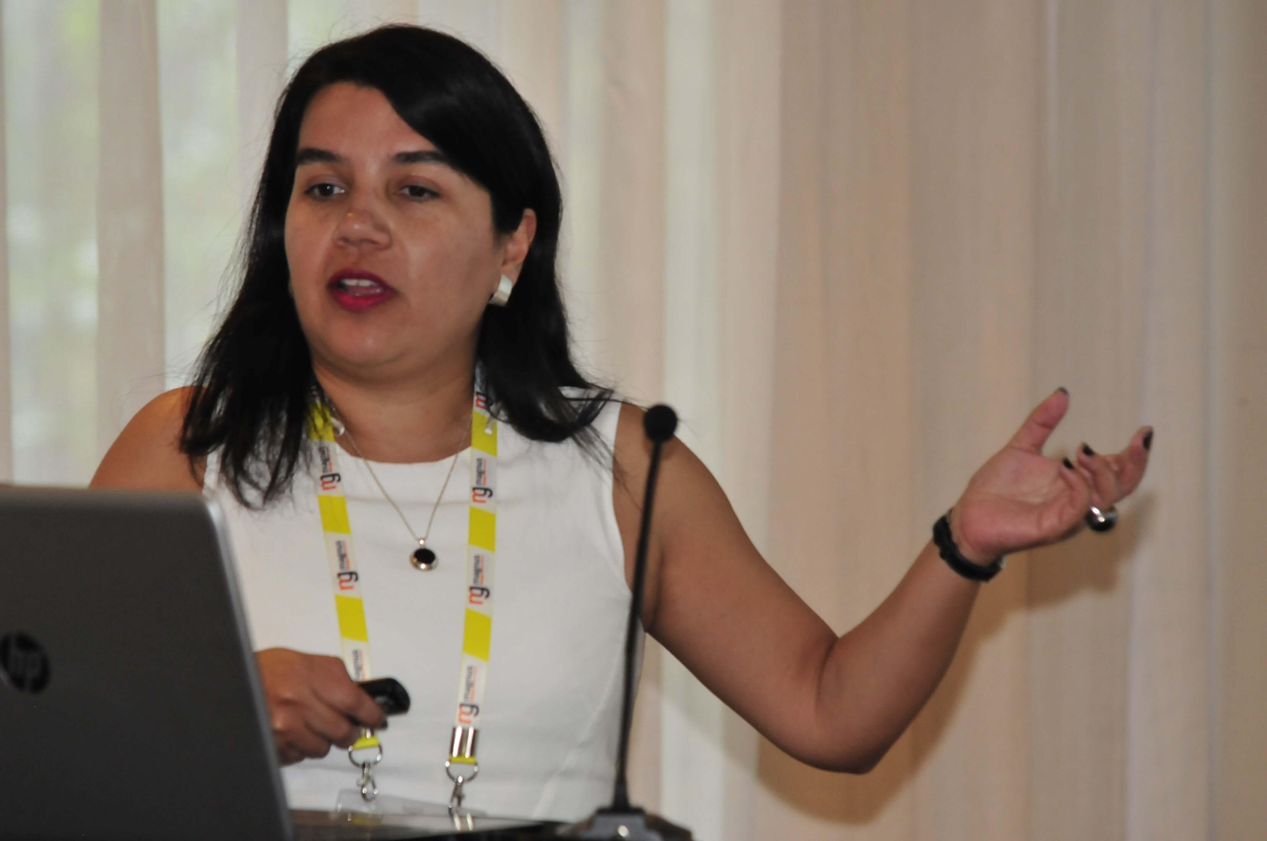 Speaker for Biotechnology conferences 2020-Katherina Fernandez