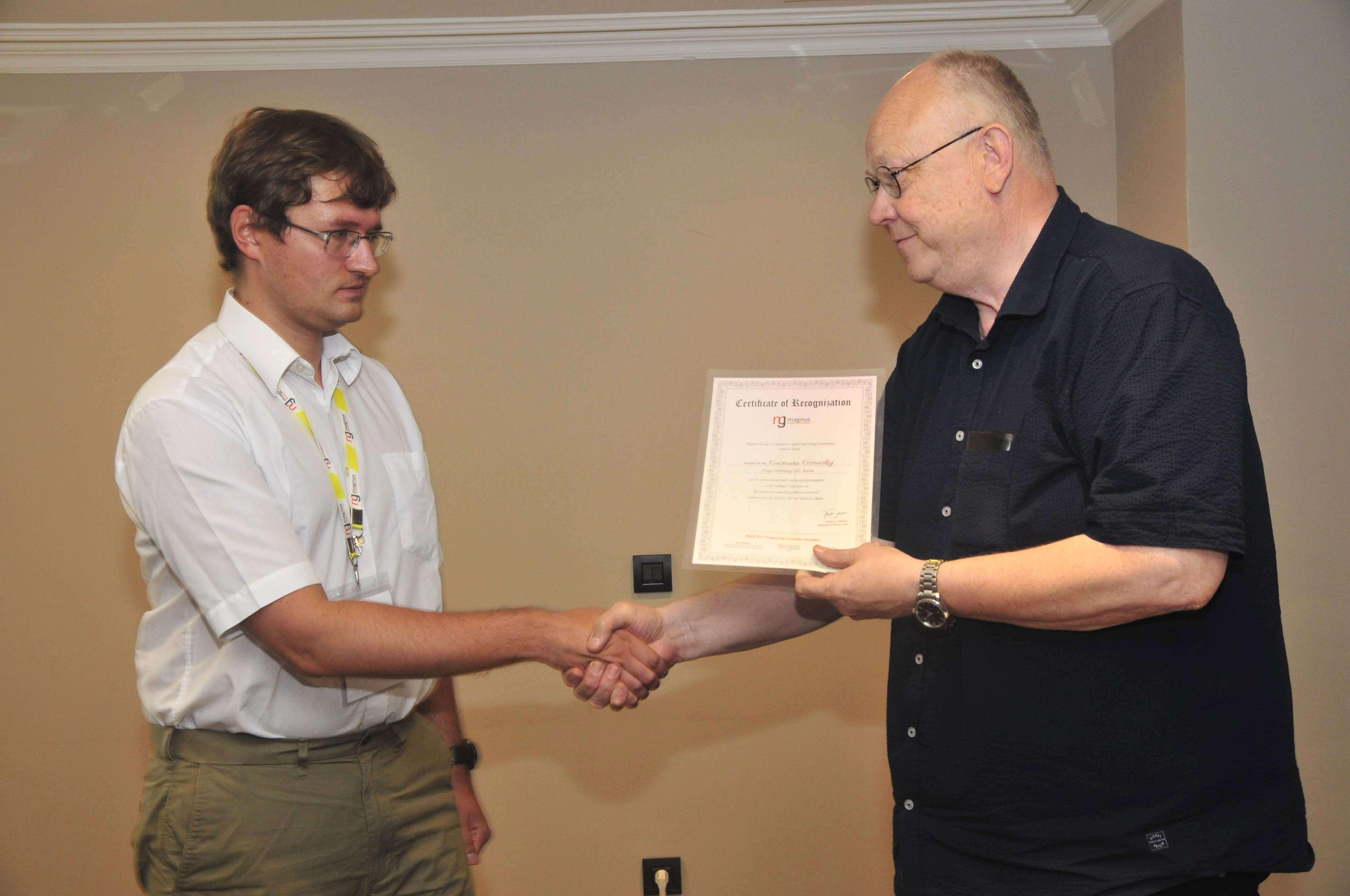 Potential speakers for Biotechnology conferences-Konstantin Ostrovskiy