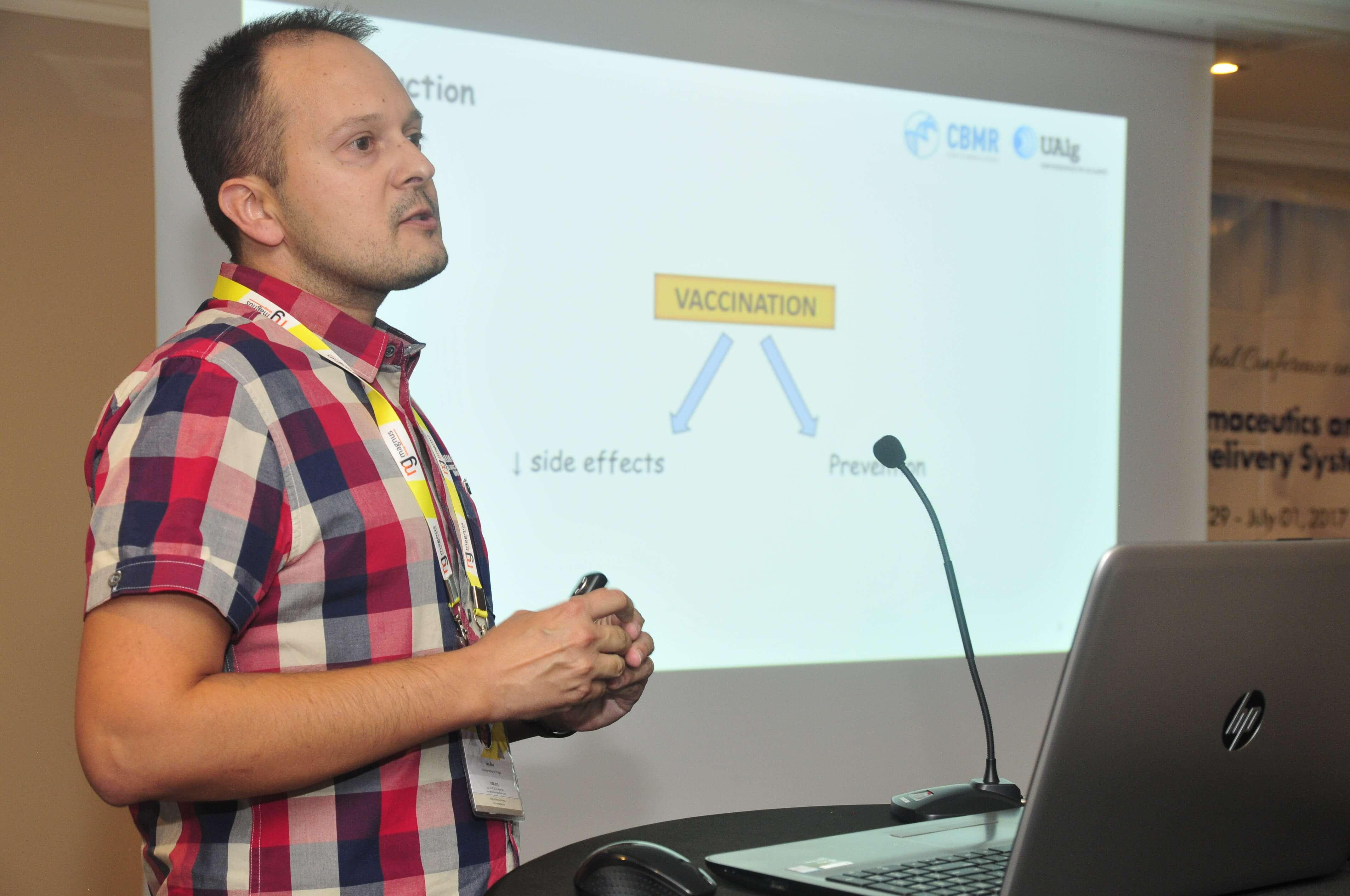 Speaker for Biotechnology events-Luis Braz