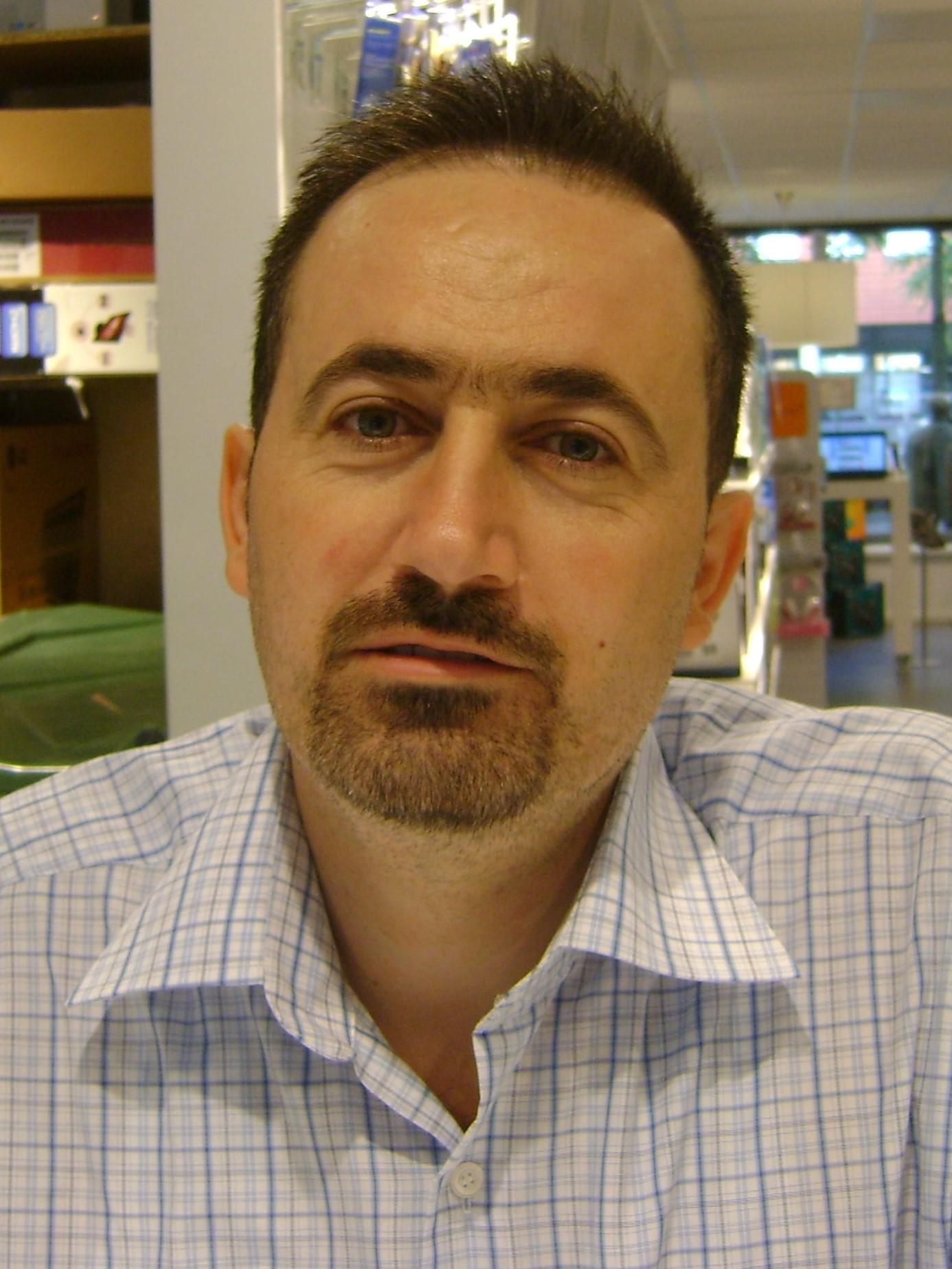 Respected Speaker for Webinar - Loai Aljerf