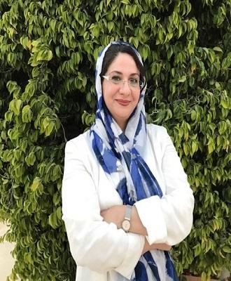 Respected Speaker for Webinar - Maryam Kargar Razi